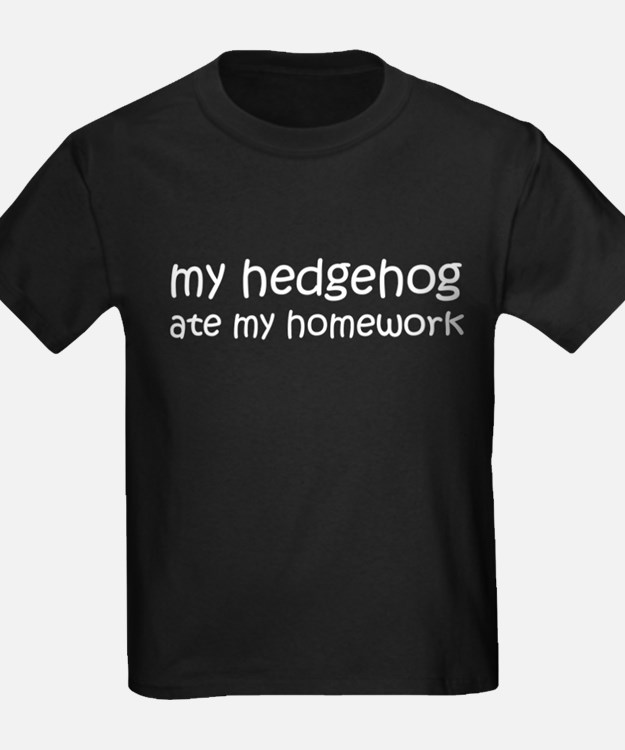 My Hedgehog T