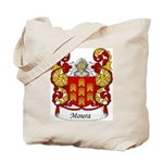 Moura Family Crest Tote Bag