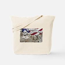 Change Happens Tote Bag