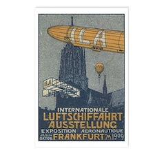 Frankfurt 1909 air show Postcards (Package of 8)