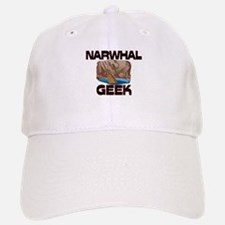 Narwhal Geek Baseball Baseball Cap