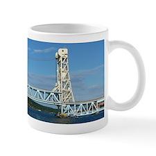 Portage Lake Lift Bridge Mug