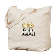 Emily's Husband Tote Bag