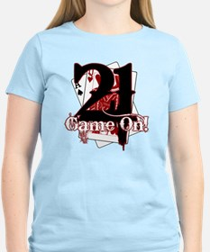 21: GAME ON! T-Shirt