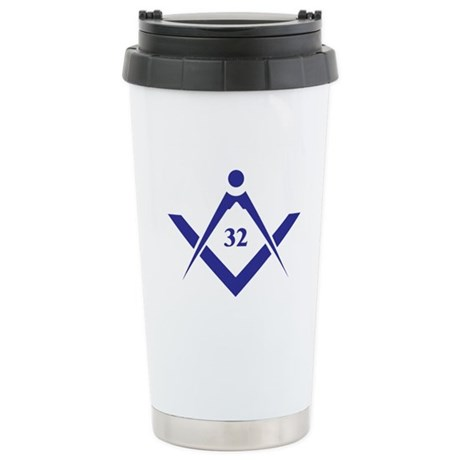 THIRTY TWO Stainless Steel Travel Mug