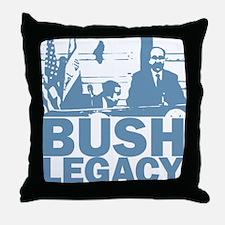 Bush (Shoe) Legacy Throw Pillow