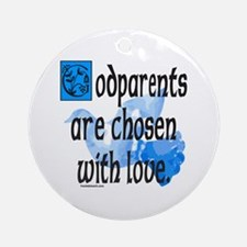 GODPARENT Ornament (Round)