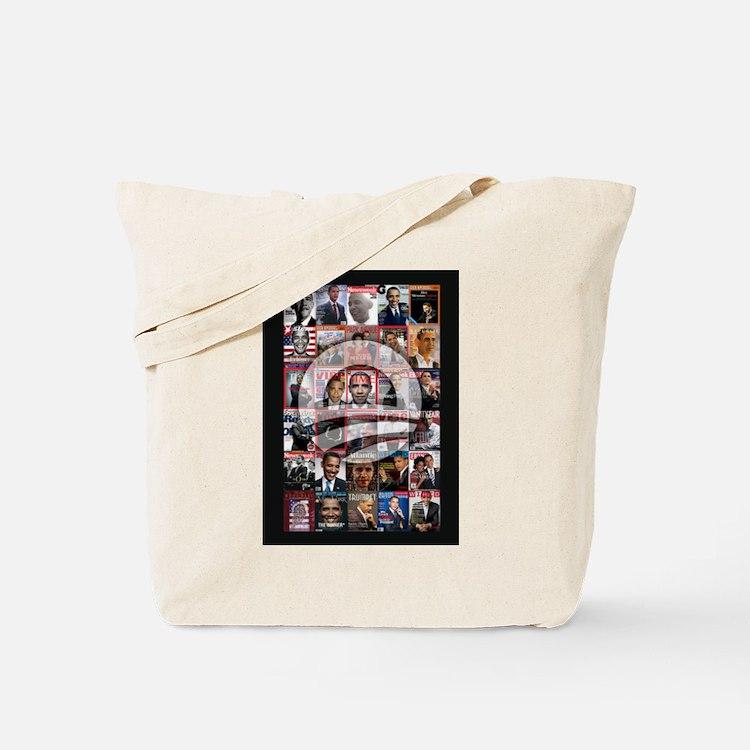 Obama Mag. Tote Bag