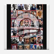 Obama Mag. Tile Coaster
