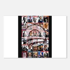 Obama Mag. Postcards (Package of 8)