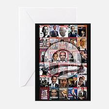 Obama Mag. Greeting Cards (Pk of 20)