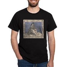 Iceland Christmas label T-Shirt