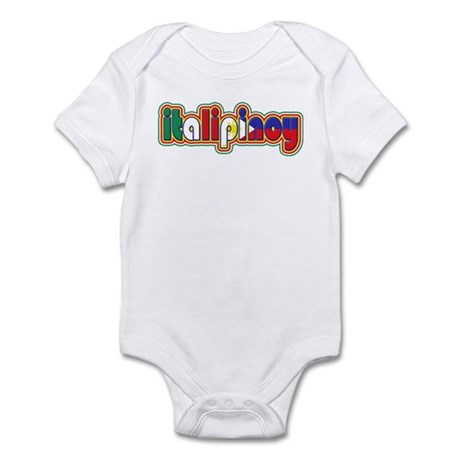 ItaliPinoy Infant Bodysuit