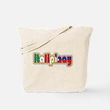 ItaliPinay Tote Bag