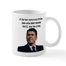 Reagan 4 Wars Mug