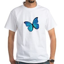 Blue Morpho Butterfly Shirt