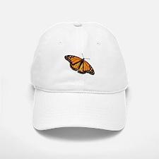 The Monarch Butterfly Baseball Baseball Cap