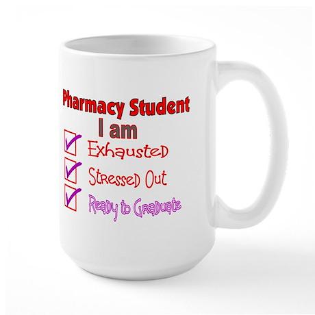 Pharmacy Student Large Mug