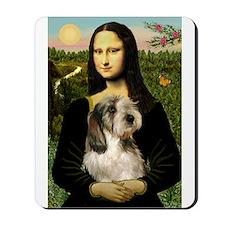 Mona & Her PBGV Mousepad