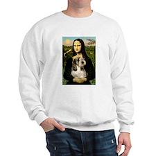 Mona & Her PBGV Sweatshirt