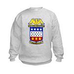 USS JONAS INGRAM Kids Sweatshirt