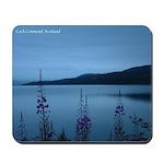 Loch Lommond Scotland Mousepad