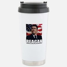 Ronald Reagan Stainless Steel Travel Mug
