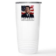 Ronald Reagan Thermos Mug