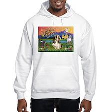 PBGV in Fantasy Land Hoodie