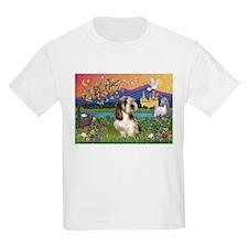 PBGV in Fantasy Land T-Shirt