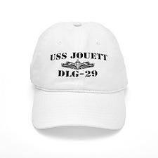 USS JOUETT Baseball Cap