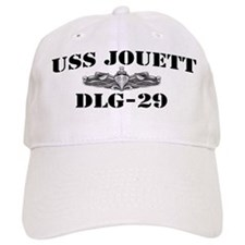 USS JOUETT Cap