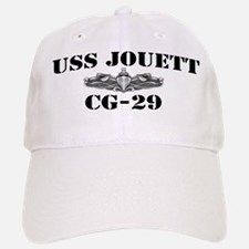 USS JOUETT Baseball Baseball Cap