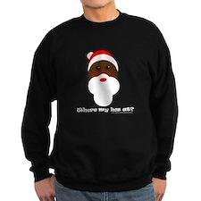 Where my hos at? Dark Sweatshirt