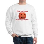Funny Eat My Pumpkin Hallowee Sweatshirt