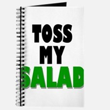 Toss My Salad Journal