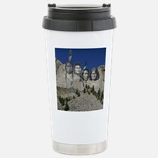 Native Mt. Rushmore Travel Mug