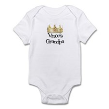 Vince's Grandpa Infant Bodysuit