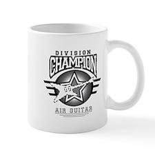 Air Guitar Champion Mug