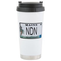 Maine NDN Pride Travel Mug