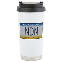 Pennsylvania NDN Pride Stainless Steel Travel Mug