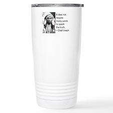 Truth Quote Travel Mug