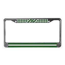 Slytherin Fan! License Plate Frame