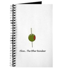 Olive...the other reindeer Journal
