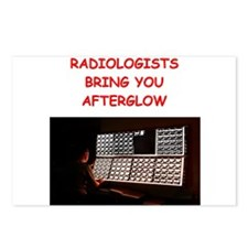 funny radiology radiologist Postcards (Package of