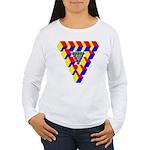 KUBEZ Women's Long Sleeve T-Shirt