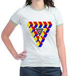 KUBEZ Jr. Ringer T-Shirt