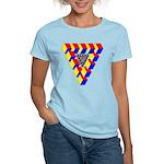 KUBEZ Women's Light T-Shirt