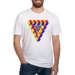 KUBEZ Fitted T-Shirt