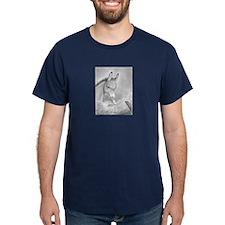 Baby Jesus Blessing Donkey ~ T-Shirt